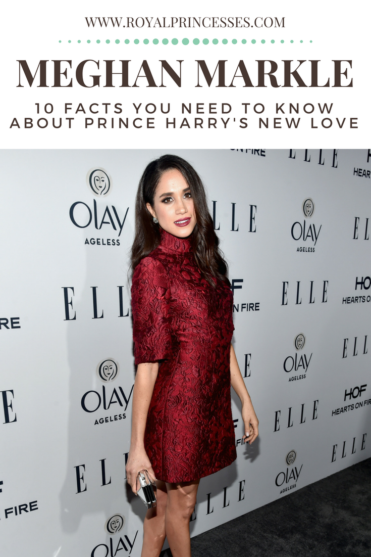 10 Things you Need to Know about Meghan Markle