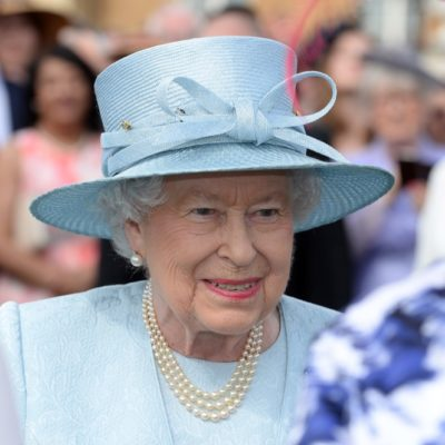 Queen Elizabeth's Secret Good Luck Charm Revealed