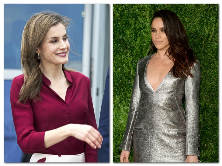 5 Things Meghan Markle and Queen Letizia Have in Common