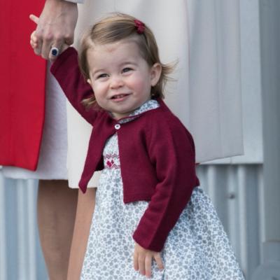 Princess Charlotte's Designer Reveals Style Secrets