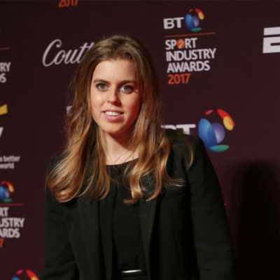 Princess Beatrice New Career Move: Spotted At World Economic Forum in Jordan