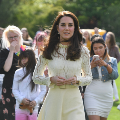 Here's Where You Can Buy Kate Middleton's Summer Wedges