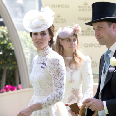 How Kate Middleton is Following Princess Diana's Fashionable Footsteps