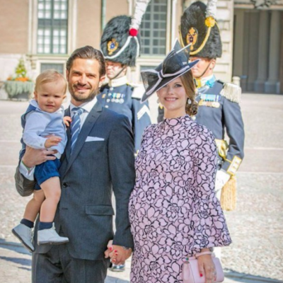 Sweden's Princess Sofia Lauded For Having Perfect Royal Maternity Style