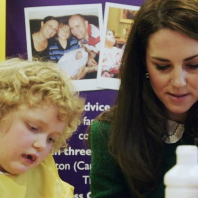 Kate Middleton Gives Young Girl With Severe Epilepsy Support In Heartwarming Video