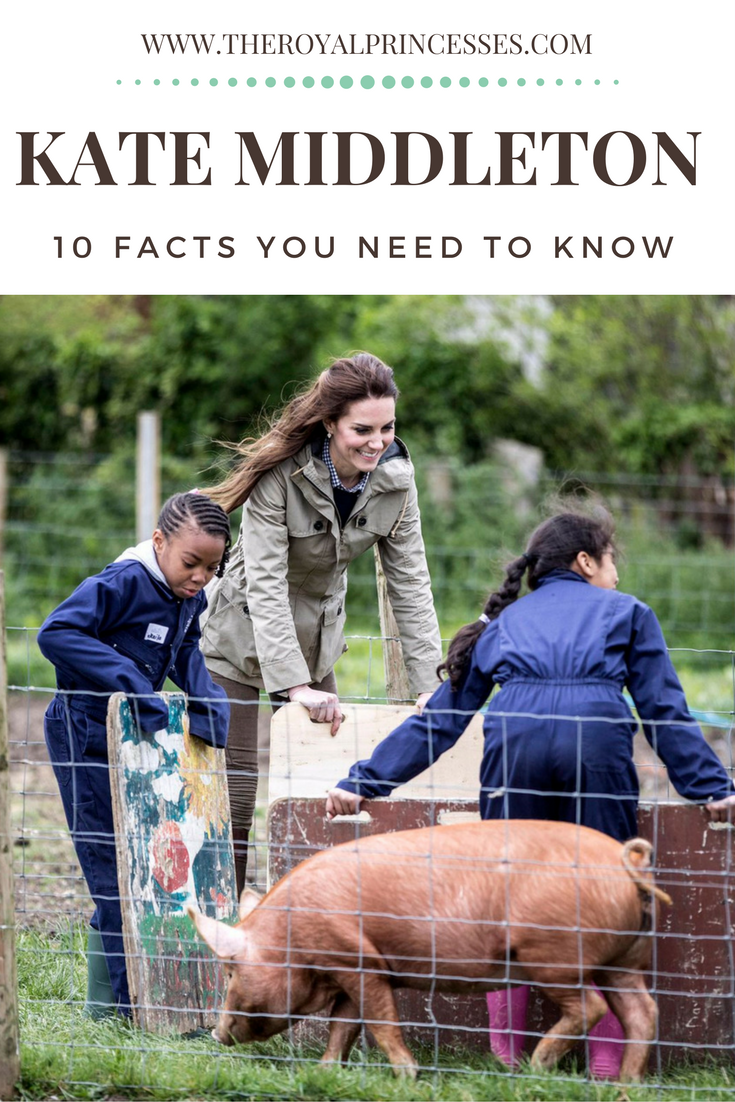 RP – 10 Facts you Need to Know about Kate Middleton-2