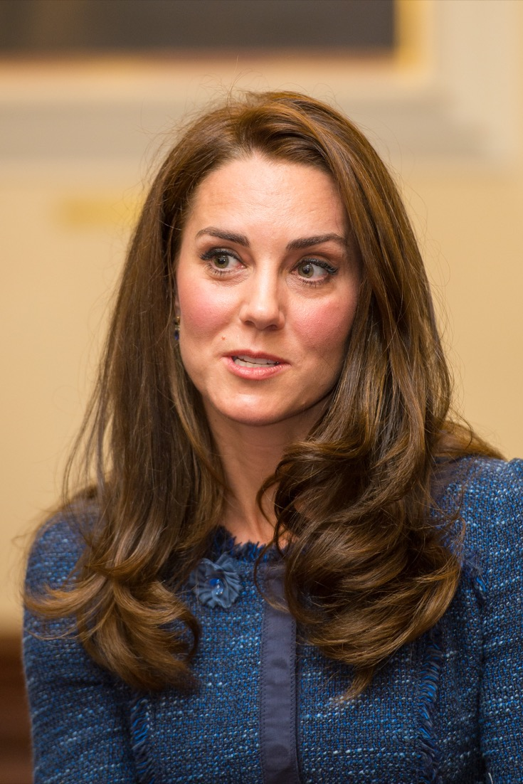 Duchess of Cambridge Visits Kings College Hospital