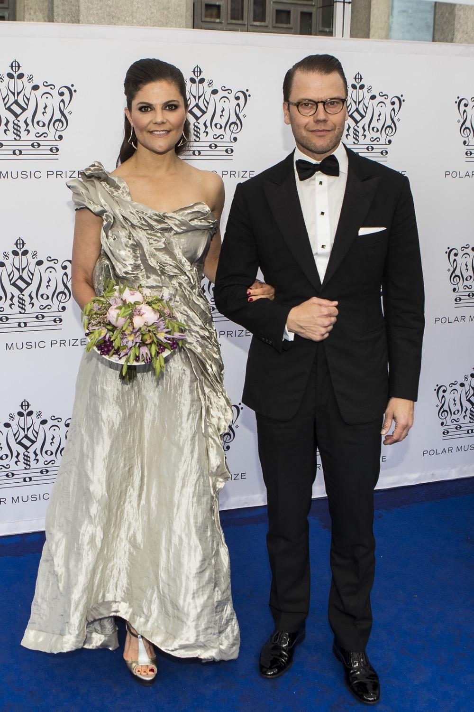 Swedish Royals Attend Polar Music Prize