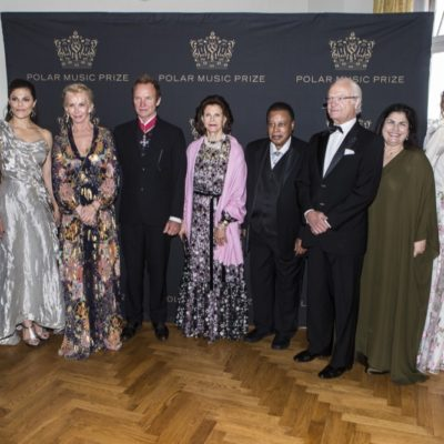 Princess Madeleine and Princess Victoria Stuns At Music Awards in Stockholm