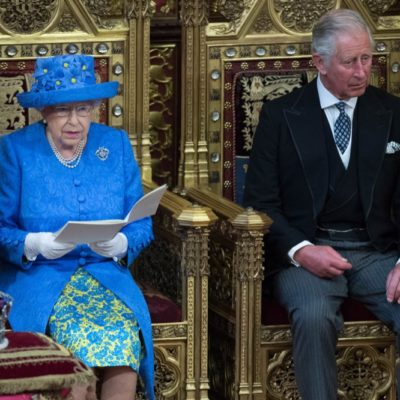Why Queen Elizabeth Didn't Wear Her Crown for The State Opening of Parliament