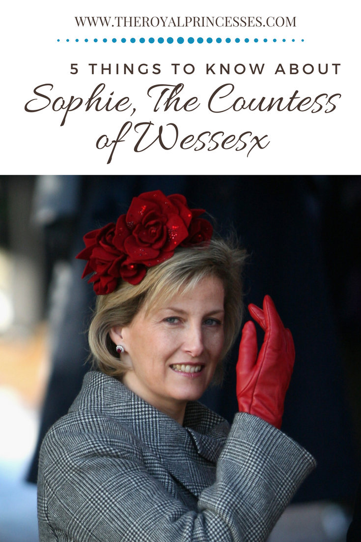 RP – 5 Things to Know About Sophie, The Countess of Wessex