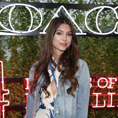 Princess Noor Pahlavi attends the Coach and Friends of the High Line Summer Party at High Line