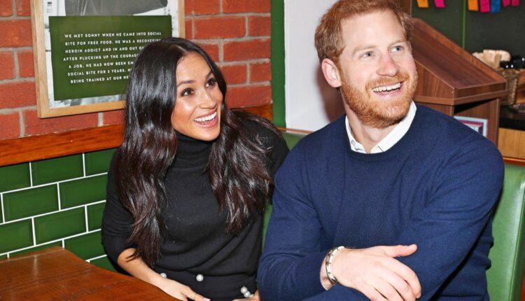 Royal News-Meghan Markle and Prince Harry-2