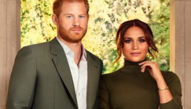 Royal News-Harry and Meghan's Time Magazine -1