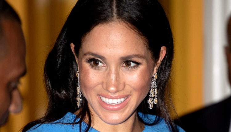 Meghan Markle Sparks Jewelry Controversy, From Regifted Ring to 'Blood Money' Earrings!
