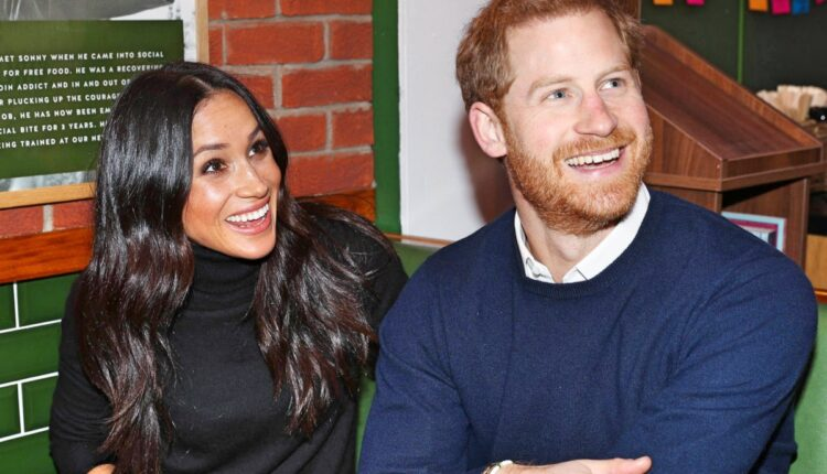 Royal News-Meghan Markle Makes Prince Harry-1