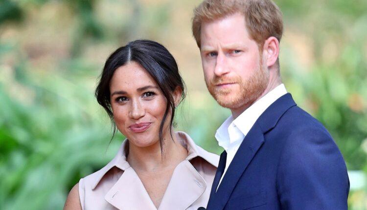 Royal News-Meghan Markle and Prince Harry -3
