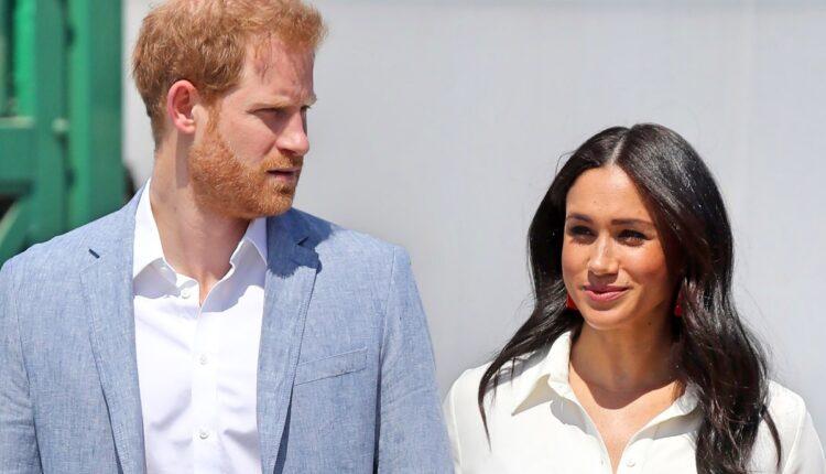 Royal News- Meghan and Harry-1