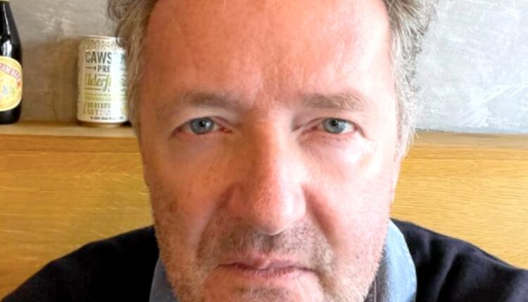Royal News-Piers Morgan -2