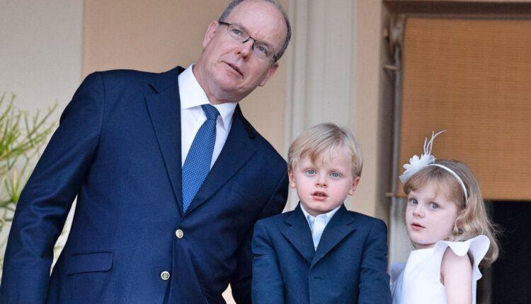 Royal news- Twins and Prince Albert-1