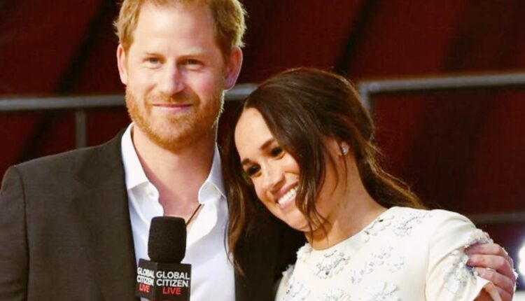 Royal News-Prince Harry And Meghan Markle-3