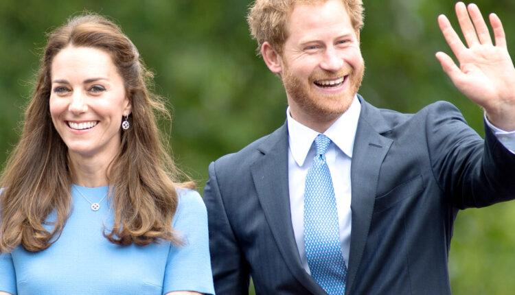 Royal News- Prince Harry and Kate Middleton-1