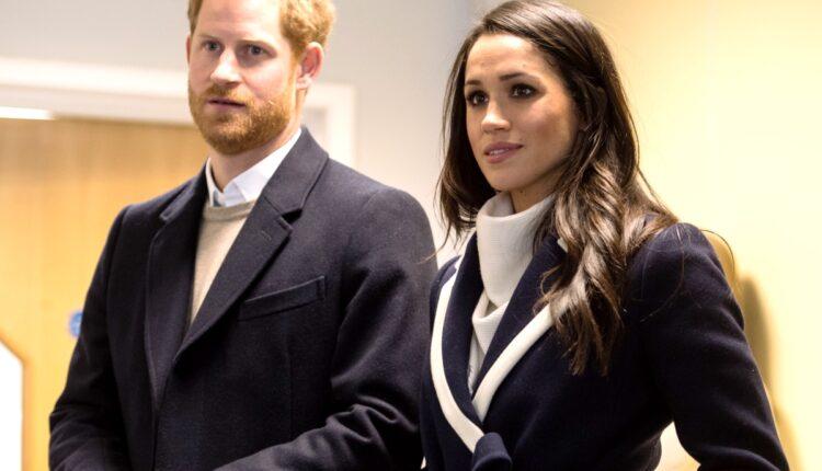 Royal News- Prince Harry and Meghan Markle-2