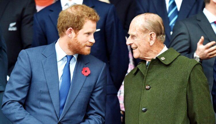 Royal News- Prince Harry and Prince Phillip-1