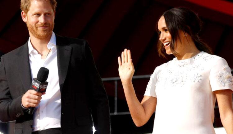 Royal News- Prince harry and Megan Markle-2