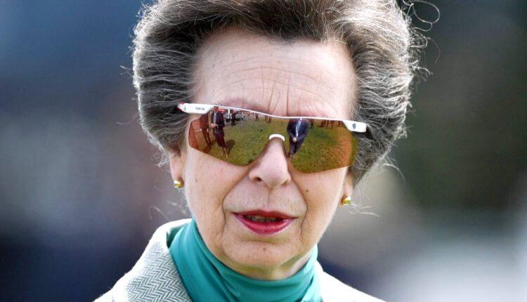 Royal News- Princess Anne -1
