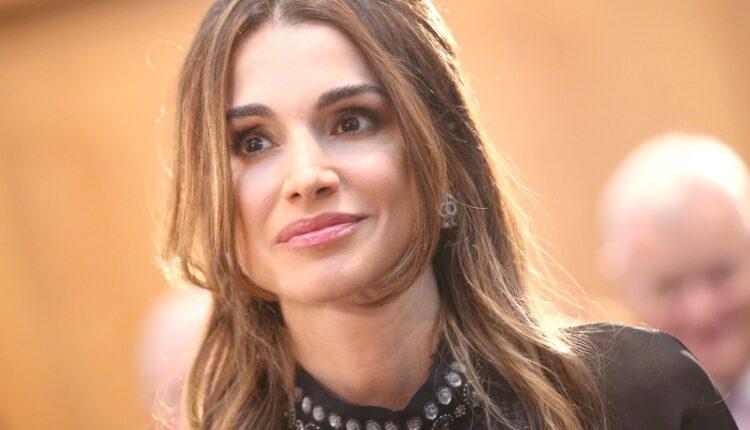 Royal News-Queen Rania of Jordan -1