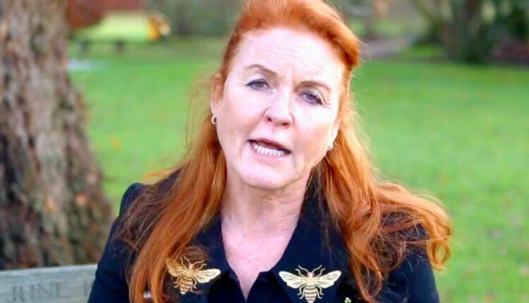 Royal News-Sarah Ferguson-2