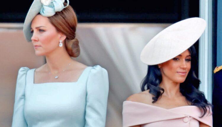 Royal News- Kate Middleton and Meghan Markle-1