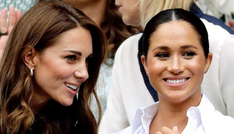 Royal News-Kate Middleton and Meghan Markle-1
