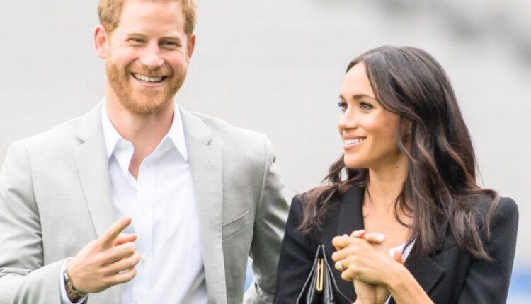 Royal News-Prince Harry and Meghan Markle-1