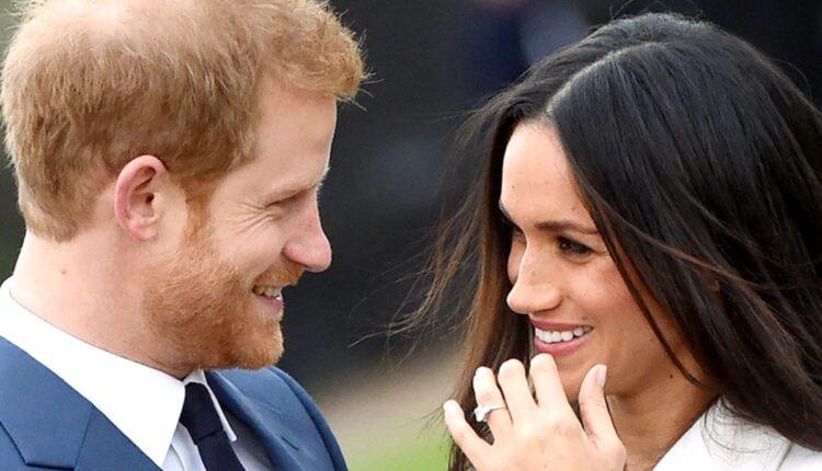 Royal News-Prince Harry and Meghan Markle -1