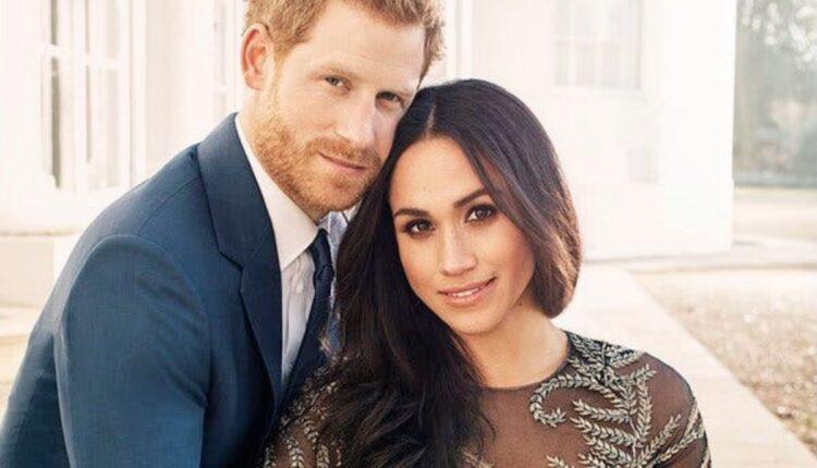 Royal News-Prince Harry and Meghan Markle-2