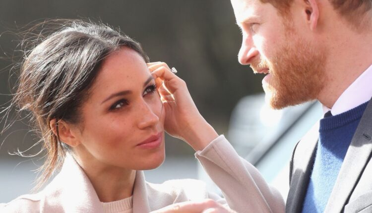 Royal News-Prince Harry and Meghan Markle -2