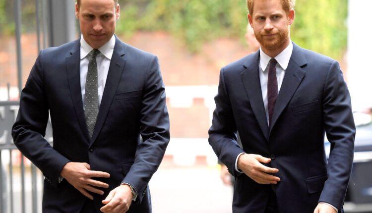 Royal News-Prince Harry and Prince William -2