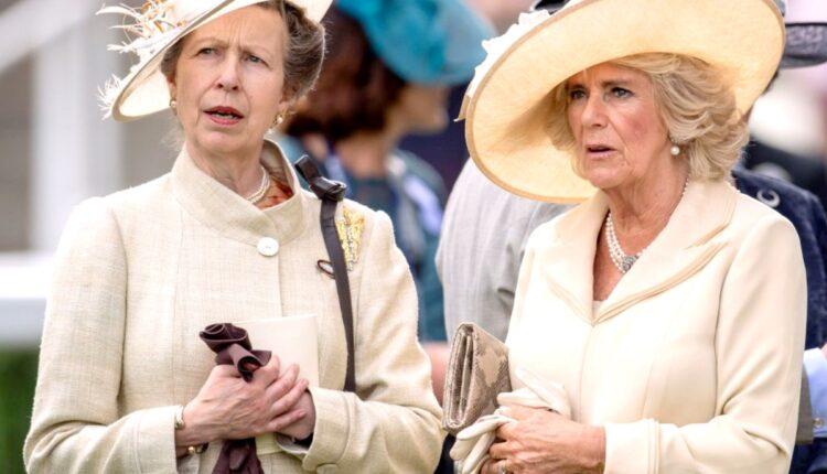 Royal News- Princess Anne and Camilla Parker-Bowles-1