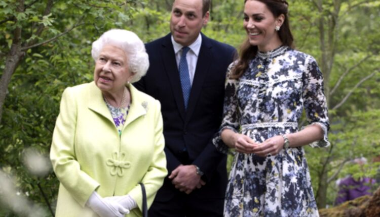 Royal News-Queen Elizabeth, Prince William and Kate Middleton-1